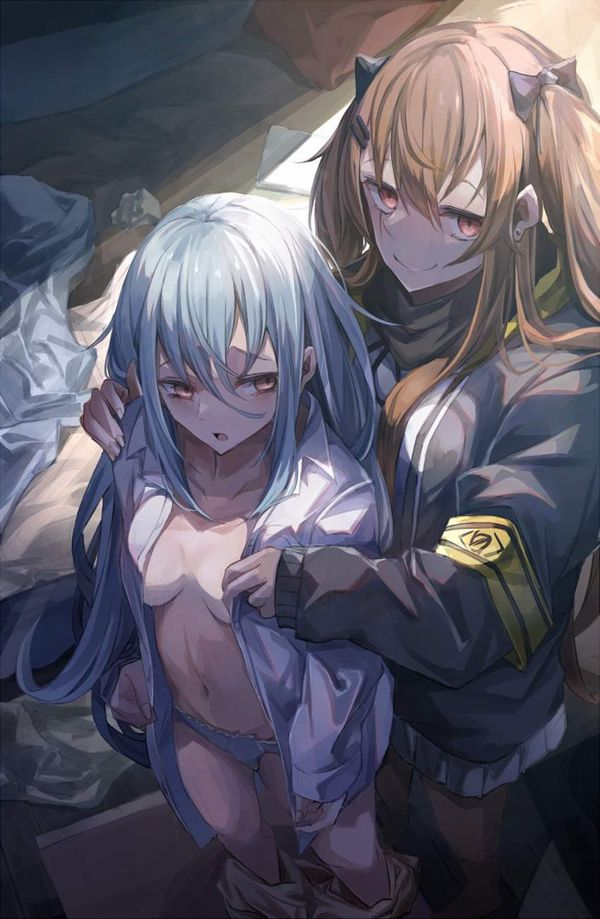 【ドールズフロントライン】G11(じーじゅういち)のエロ画像【少女戦線】【2】