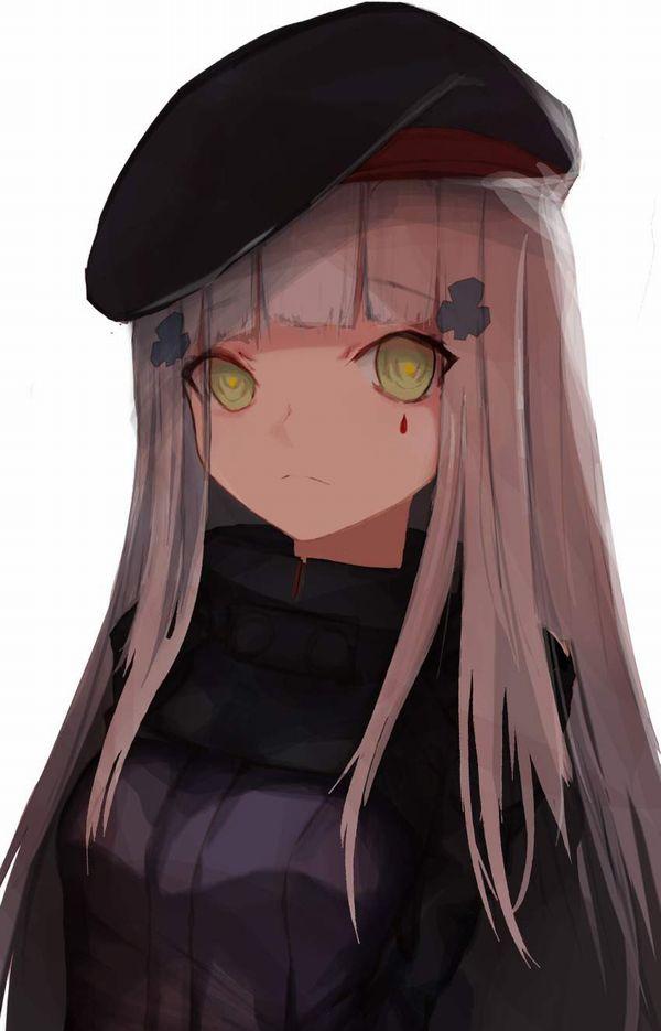 【ドールズフロントライン】HK416(えいちけーよんいちろく)のエロ画像【少女戦線】【13】