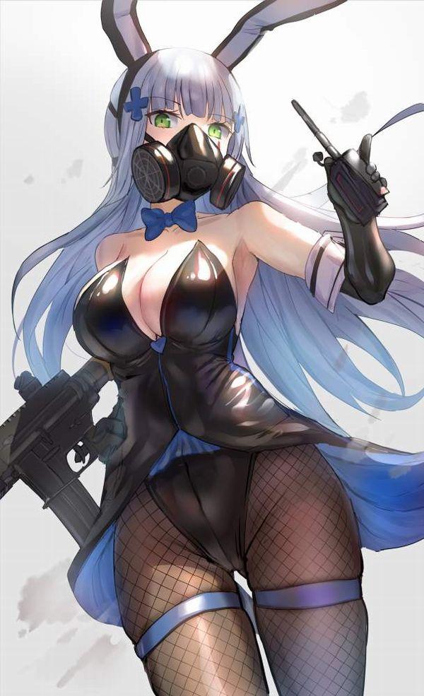 【ドールズフロントライン】HK416(えいちけーよんいちろく)のエロ画像【少女戦線】【46】