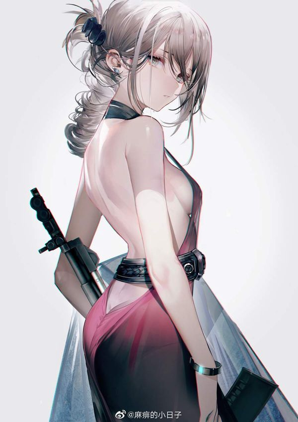 【ドールズフロントライン】AN-94(あぶとまっとにこのふきゅうじゅうよん)のエロ画像【少女戦線】【42】
