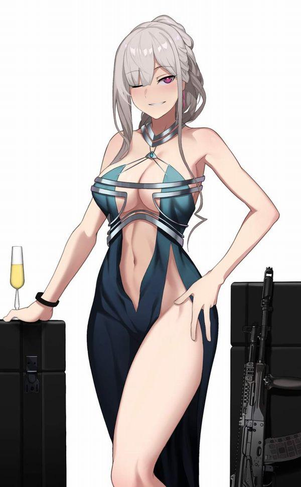 【ドールズフロントライン】AK-12(えーけーじゅうに)のエロ画像【少女戦線】【21】