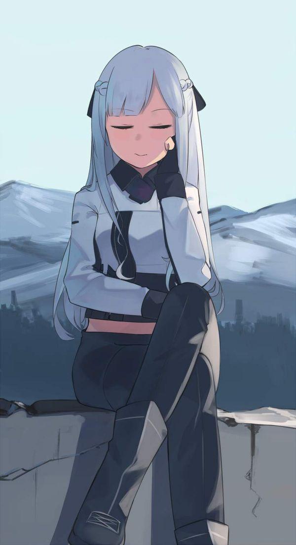 【ドールズフロントライン】AK-12(えーけーじゅうに)のエロ画像【少女戦線】【44】
