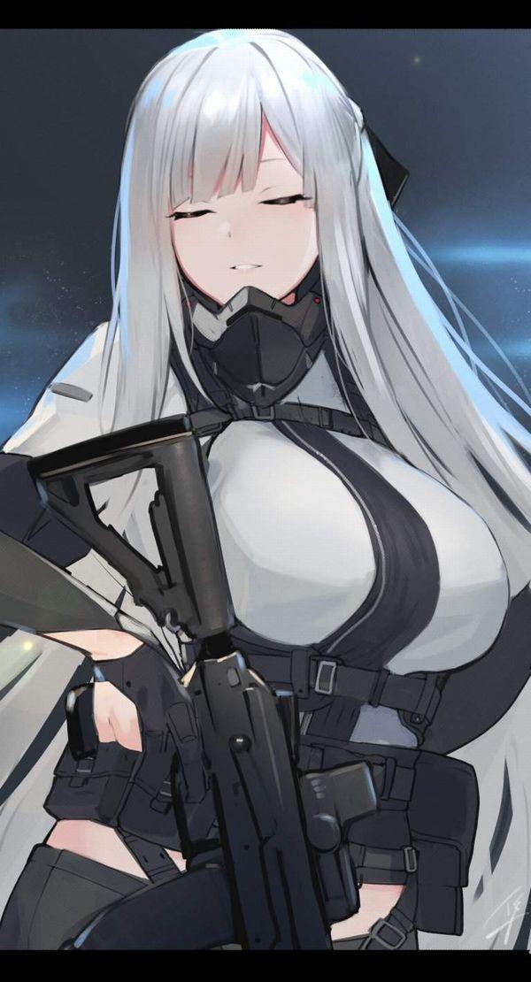 【ドールズフロントライン】AK-12(えーけーじゅうに)のエロ画像【少女戦線】【48】