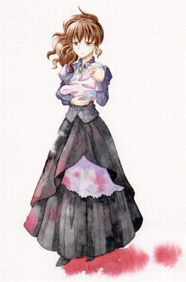 【うみねこのなく頃に】右代宮夏妃(うしろみやなつひ)のエロ画像【41】
