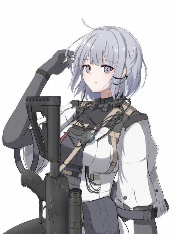 【ドールズフロントライン】RPK-16(あーるぴーけーじゅうろく)のエロ画像【少女戦線】【13】