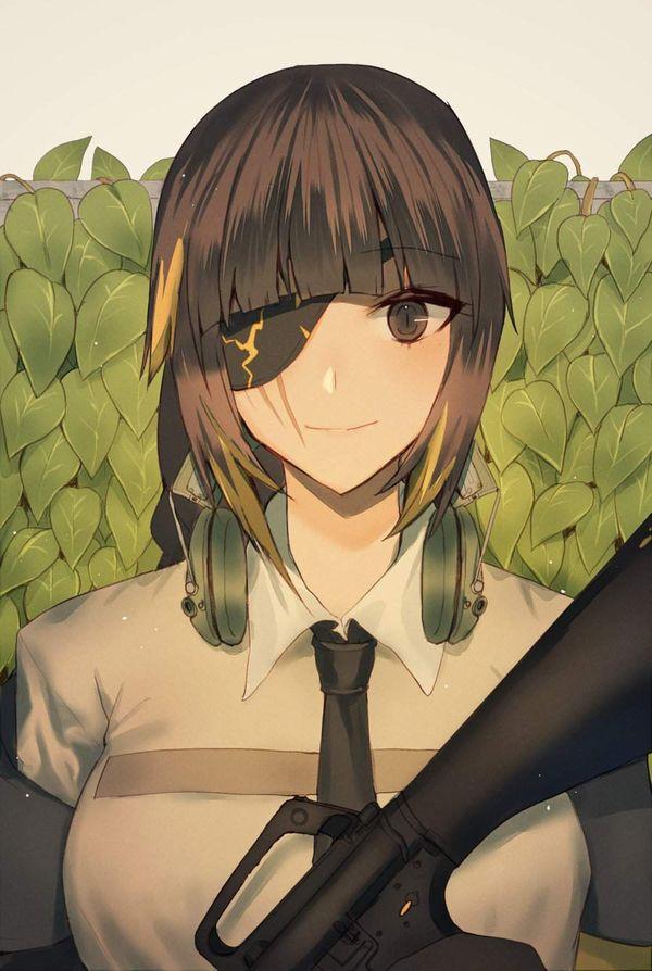 【ドールズフロントライン】M16A1(えむいちろくえーわん)のエロ画像【少女戦線】【13】