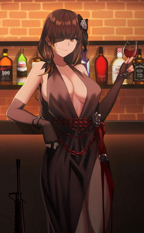 【ドールズフロントライン】M16A1(えむいちろくえーわん)のエロ画像【少女戦線】【27】