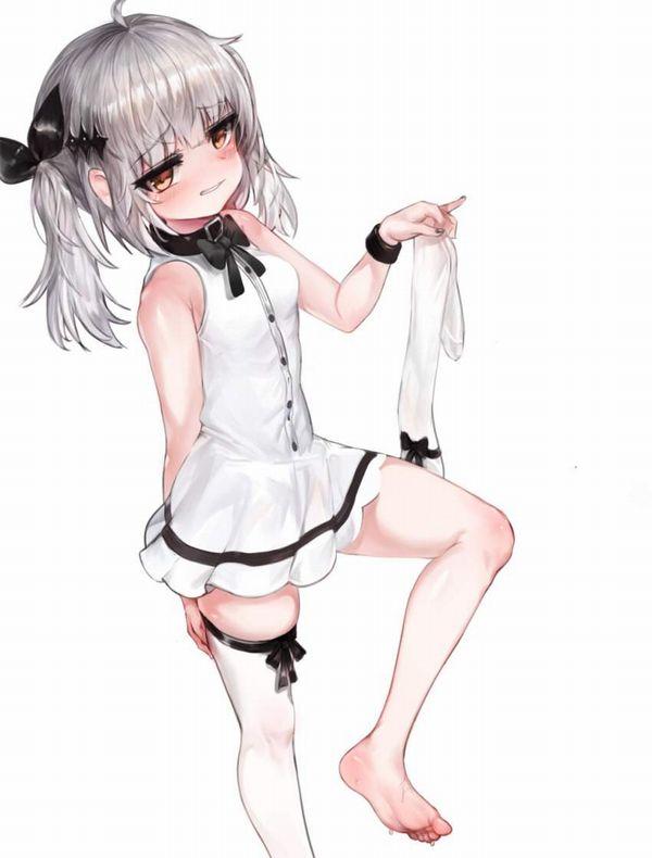 【ドールズフロントライン】Five-seveN(ふぁいぶせぶん)のエロ画像【少女戦線】【39】