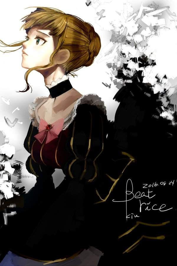 【うみねこのなく頃に】ベアトリーチェ(Beatrice)のエロ画像【12】