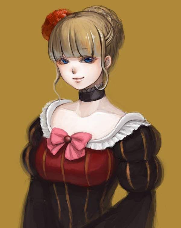 【うみねこのなく頃に】ベアトリーチェ(Beatrice)のエロ画像【25】