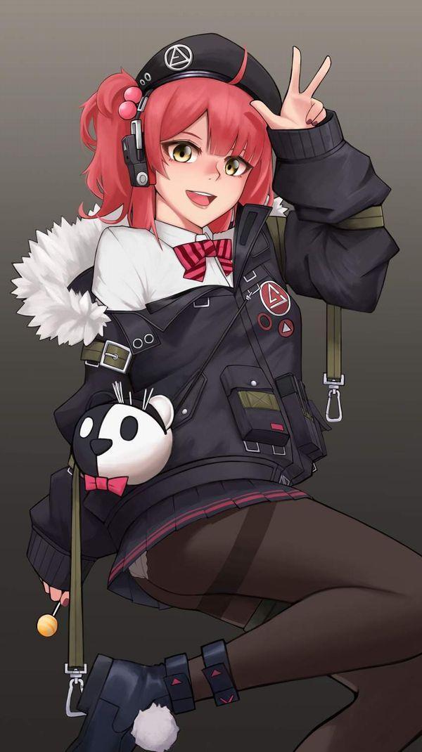 【ドールズフロントライン】MP7(えむぺーずぃーべん)のエロ画像【少女戦線】【2】