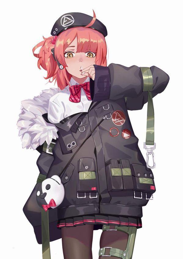 【ドールズフロントライン】MP7(えむぺーずぃーべん)のエロ画像【少女戦線】【48】