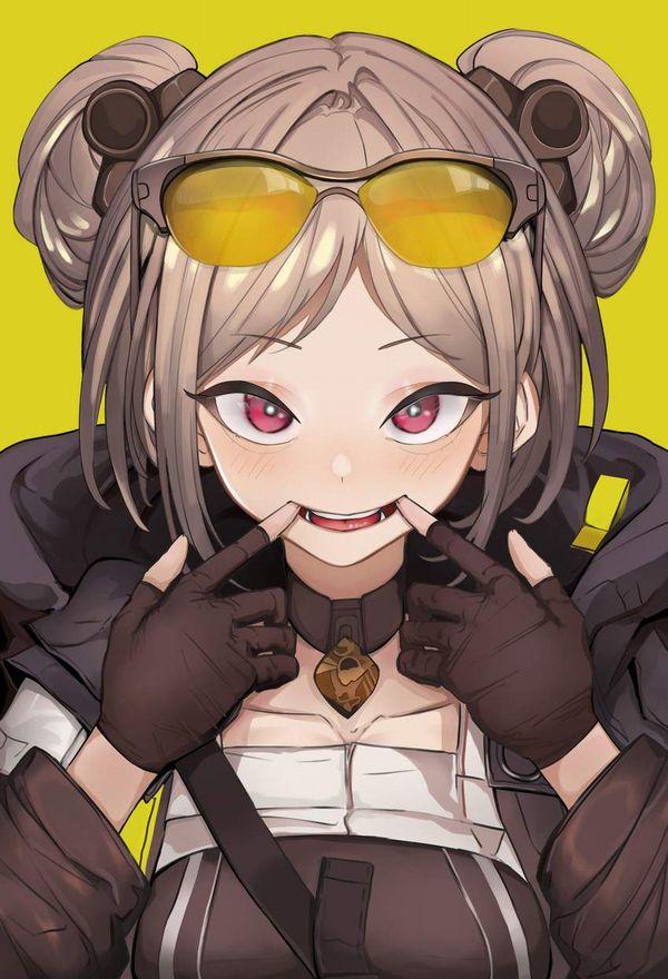 【ドールズフロントライン】P90(ぷろじぇくとないんてい)のエロ画像【少女戦線】【13】