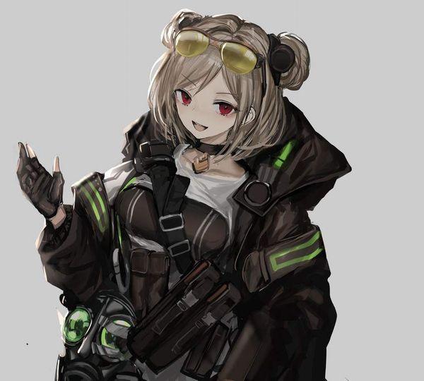 【ドールズフロントライン】P90(ぷろじぇくとないんてい)のエロ画像【少女戦線】【26】