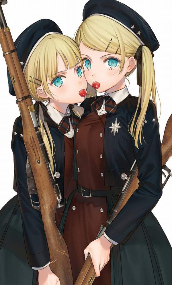 【ぼくの好物なんだ…】さくらんぼを手にする女子達の二次画像【くれないか?】【22】