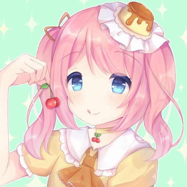 【ぼくの好物なんだ…】さくらんぼを手にする女子達の二次画像【くれないか?】【35】