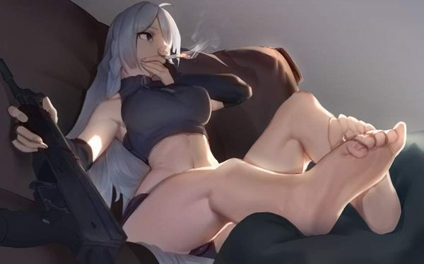 【ドールズフロントライン】AK-15(えーけーじゅうご)のエロ画像【少女戦線】【10】