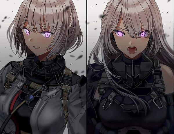 【ドールズフロントライン】AK-15(えーけーじゅうご)のエロ画像【少女戦線】【18】