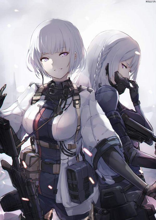 【ドールズフロントライン】AK-15(えーけーじゅうご)のエロ画像【少女戦線】【32】