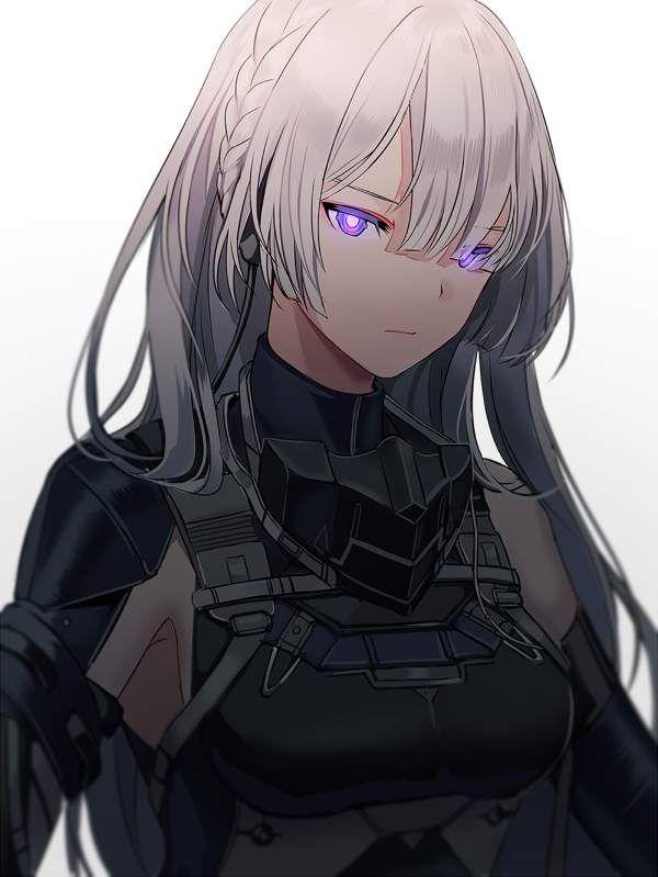 【ドールズフロントライン】AK-15(えーけーじゅうご)のエロ画像【少女戦線】【34】