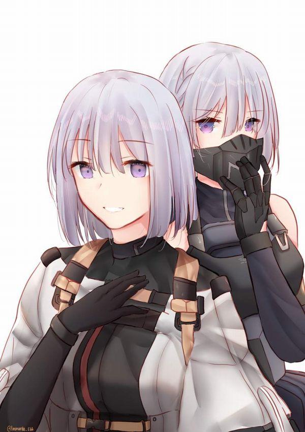 【ドールズフロントライン】AK-15(えーけーじゅうご)のエロ画像【少女戦線】【40】