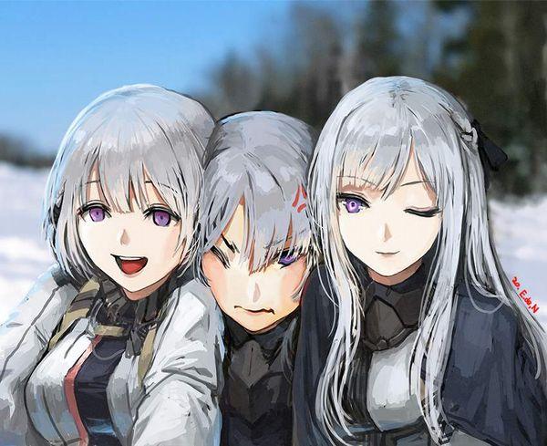 【ドールズフロントライン】AK-15(えーけーじゅうご)のエロ画像【少女戦線】【49】
