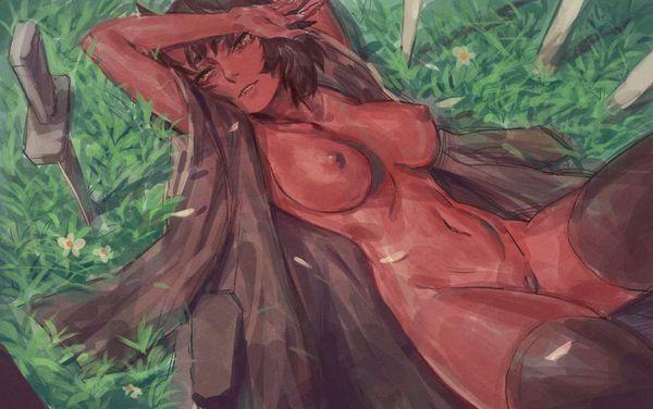 【ヌいた】赤鬼娘の二次エロ画像【28】