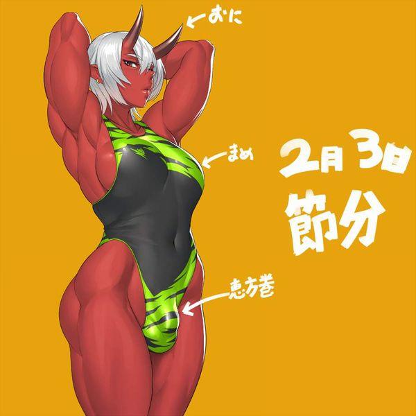 【ヌいた】赤鬼娘の二次エロ画像【35】