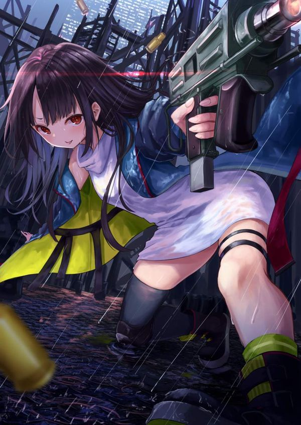 【ドールズフロントライン】C-MS(しーえむえす)のエロ画像【少女戦線】【47】