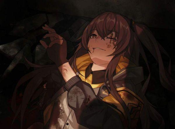 【ドルフロ】UMP45(ゆーえむぴーよんご)のエロ画像【ドールズフロントライン】【49】