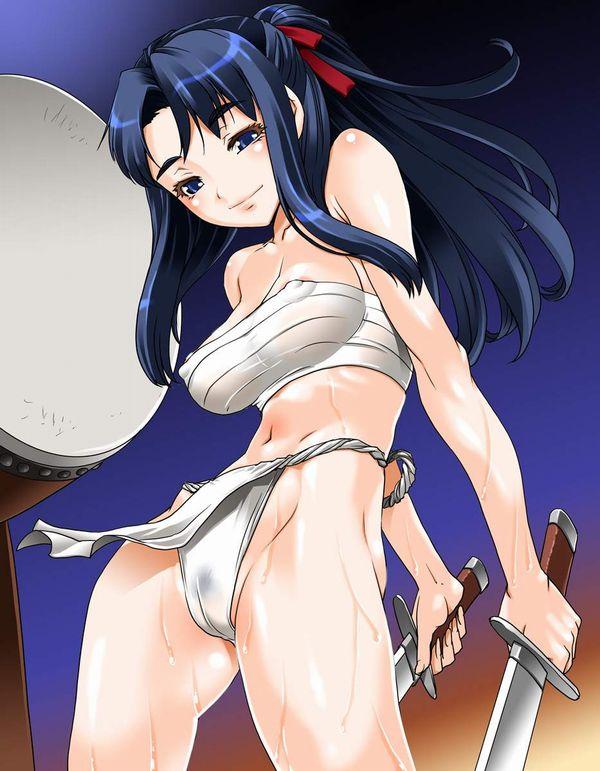 【涼宮ハルヒの憂鬱】朝倉涼子(あさくらりょうこ)のエロ画像【35】