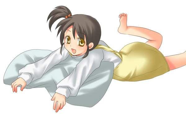 【涼宮ハルヒの憂鬱】キョンの妹のエロ画像【20】