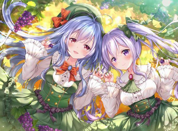 【幻のグレープだ!】ブドウと女子の二次エロ画像【34】