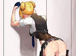 【ドールズフロントライン】ウェルロッドMkII(うぇるろっどまーくつー)のエロ画像【少女戦線】