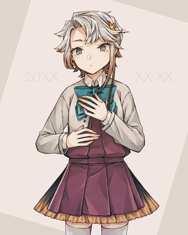 【艦これ】秋霜(あきしも)のエロ画像【艦隊これくしょん】【30】
