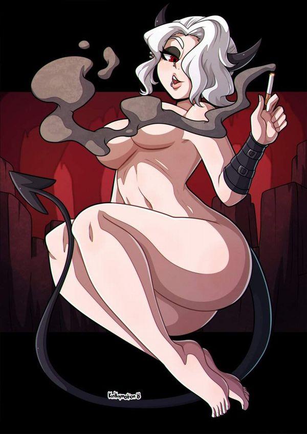【Helltaker】ズドラーダ(Zdrada)のエロ画像【ヘルテイカー】【6】
