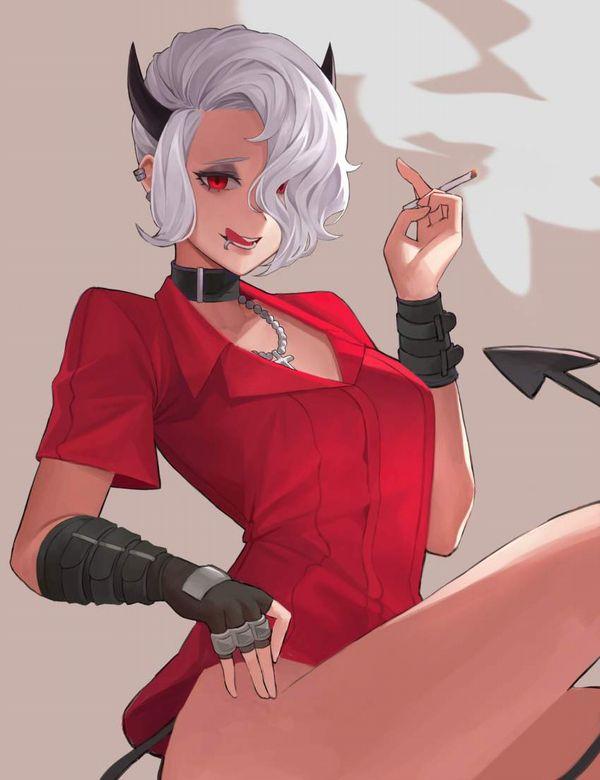 【Helltaker】ズドラーダ(Zdrada)のエロ画像【ヘルテイカー】【11】