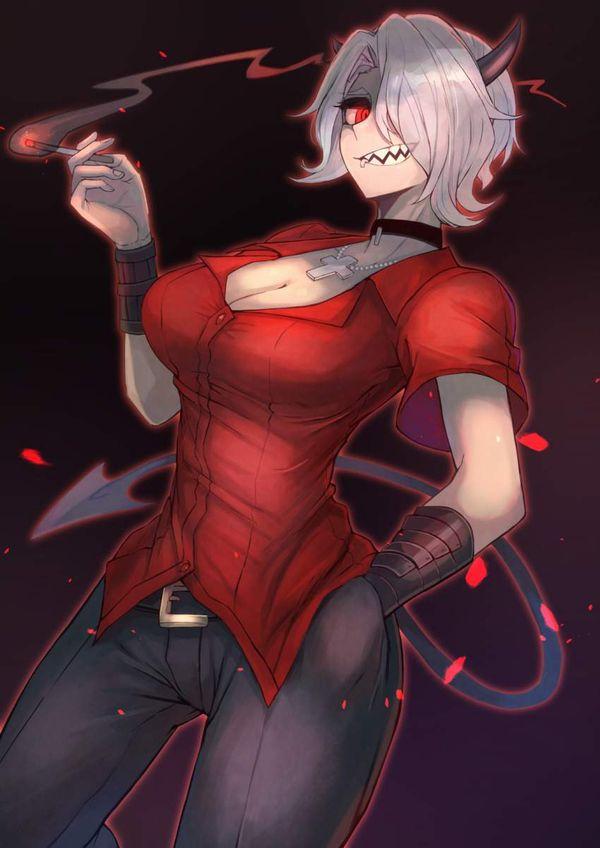【Helltaker】ズドラーダ(Zdrada)のエロ画像【ヘルテイカー】【17】