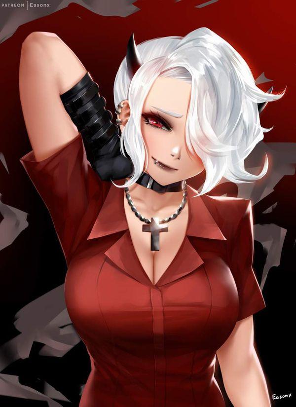 【Helltaker】ズドラーダ(Zdrada)のエロ画像【ヘルテイカー】【22】