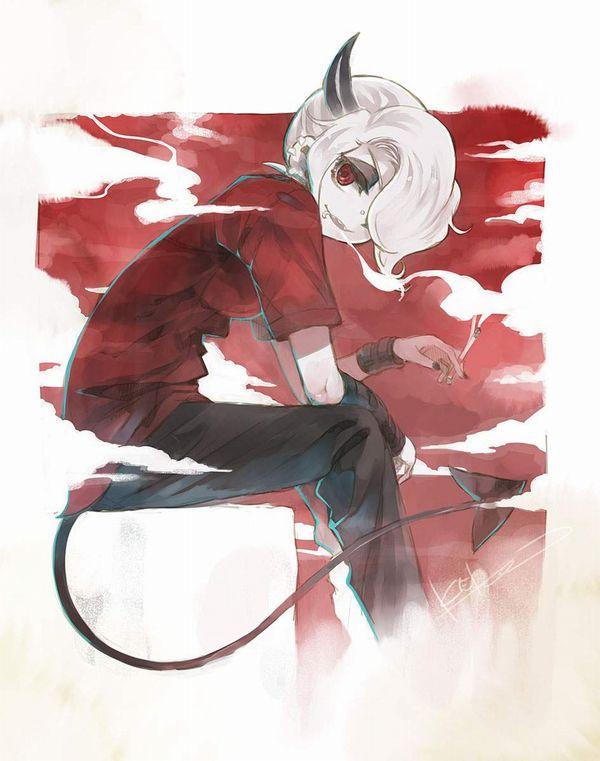 【Helltaker】ズドラーダ(Zdrada)のエロ画像【ヘルテイカー】【37】