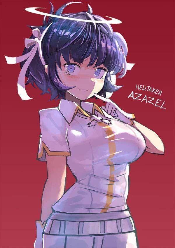 【Helltaker】アザゼル(Azazel)のエロ画像【ヘルテイカー】【17】