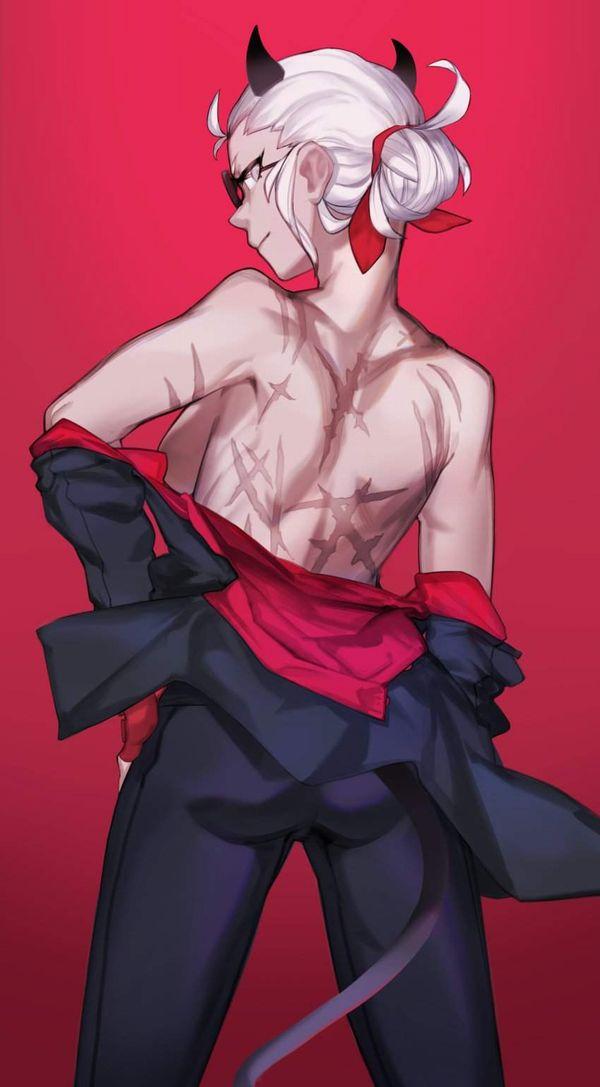 【Helltaker】ジャスティス(Justice)のエロ画像【ヘルテイカー】【16】