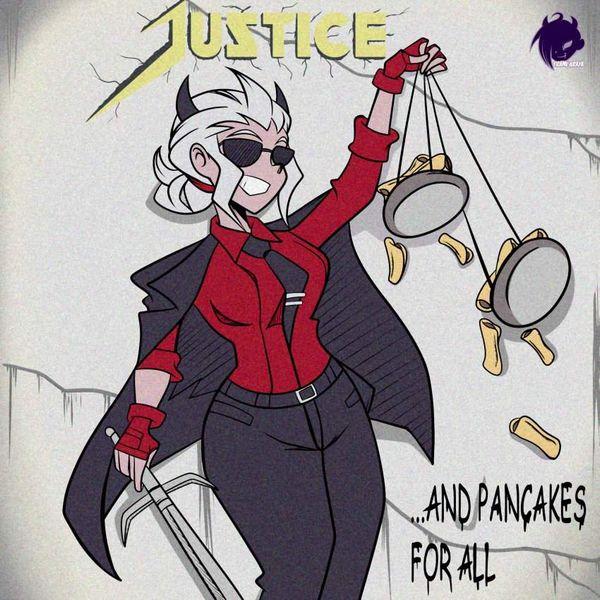 【Helltaker】ジャスティス(Justice)のエロ画像【ヘルテイカー】【40】