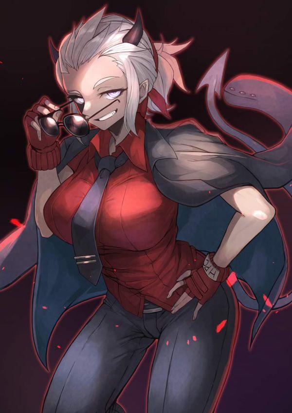 【Helltaker】ジャスティス(Justice)のエロ画像【ヘルテイカー】【46】