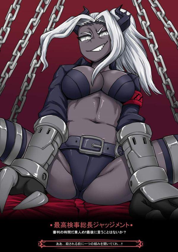 【Helltaker】ジャッジメント(Judgement)のエロ画像【ヘルテイカー】【20】