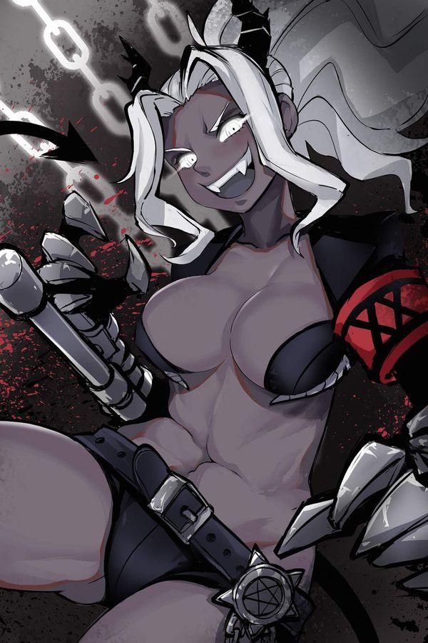 【Helltaker】ジャッジメント(Judgement)のエロ画像【ヘルテイカー】【29】