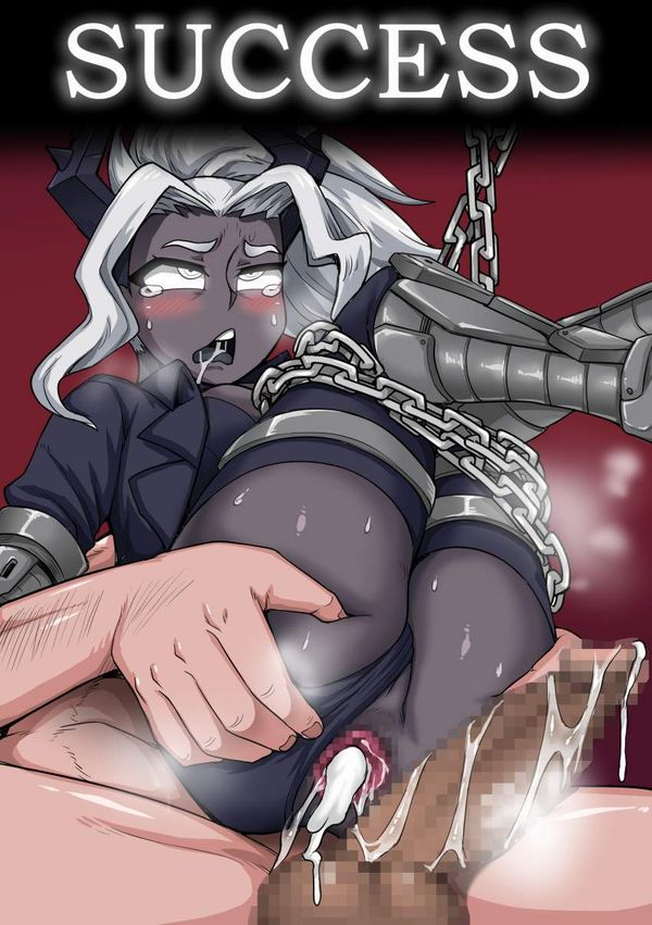 【Helltaker】ジャッジメント(Judgement)のエロ画像【ヘルテイカー】【31】