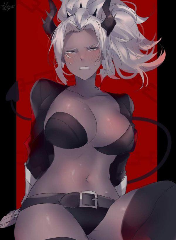 【Helltaker】ジャッジメント(Judgement)のエロ画像【ヘルテイカー】【35】