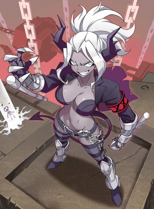 【Helltaker】ジャッジメント(Judgement)のエロ画像【ヘルテイカー】【37】
