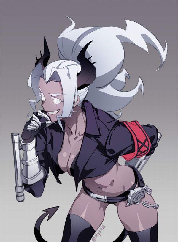 【Helltaker】ジャッジメント(Judgement)のエロ画像【ヘルテイカー】【48】